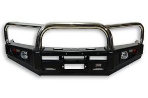 Stainless Loop Deluxe Bull Bar